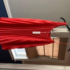 Trina Turk red dress